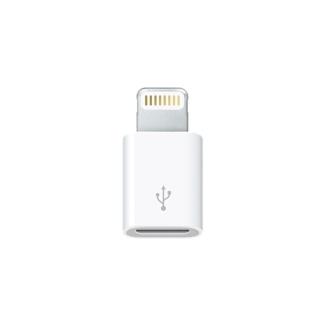 Apple Przejściówka ze złącza Lightning na złącze micro-USB - Przejściówka